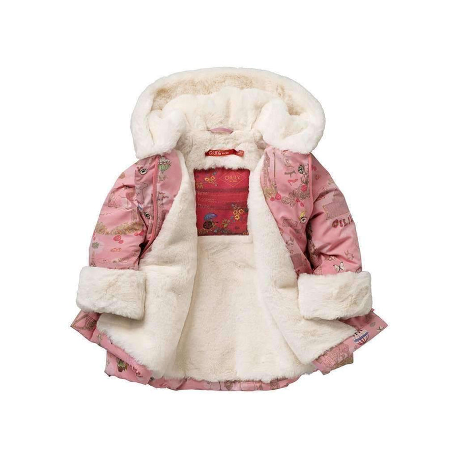 Oilily Fairy Tale Padded Coat