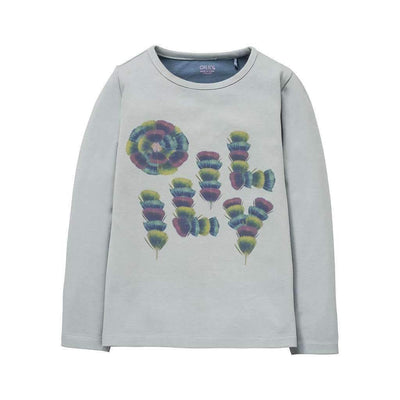 Oilily Feather Logo Sweatshirt-Shirts-Oilily-kids atelier