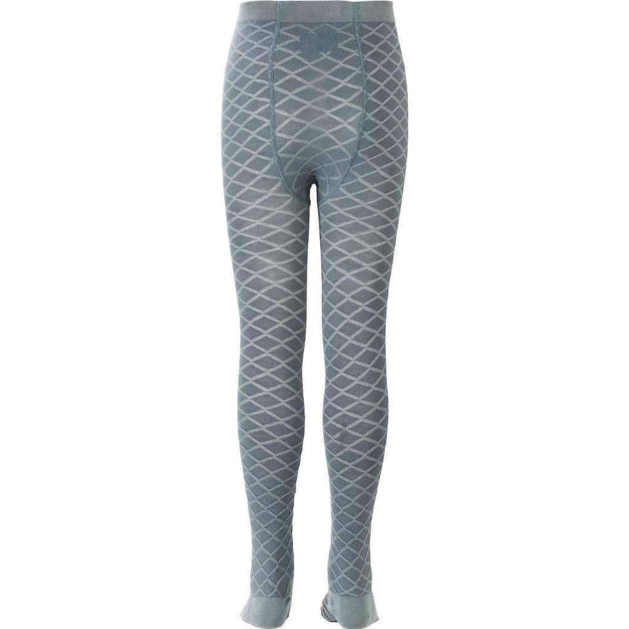 Oilily Gray Wafer Textured Tights