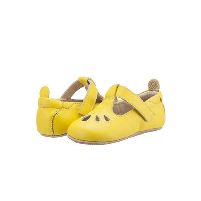 Old Soles T-Petal Sunflower Yellow-Shoes-Old Soles-kids atelier