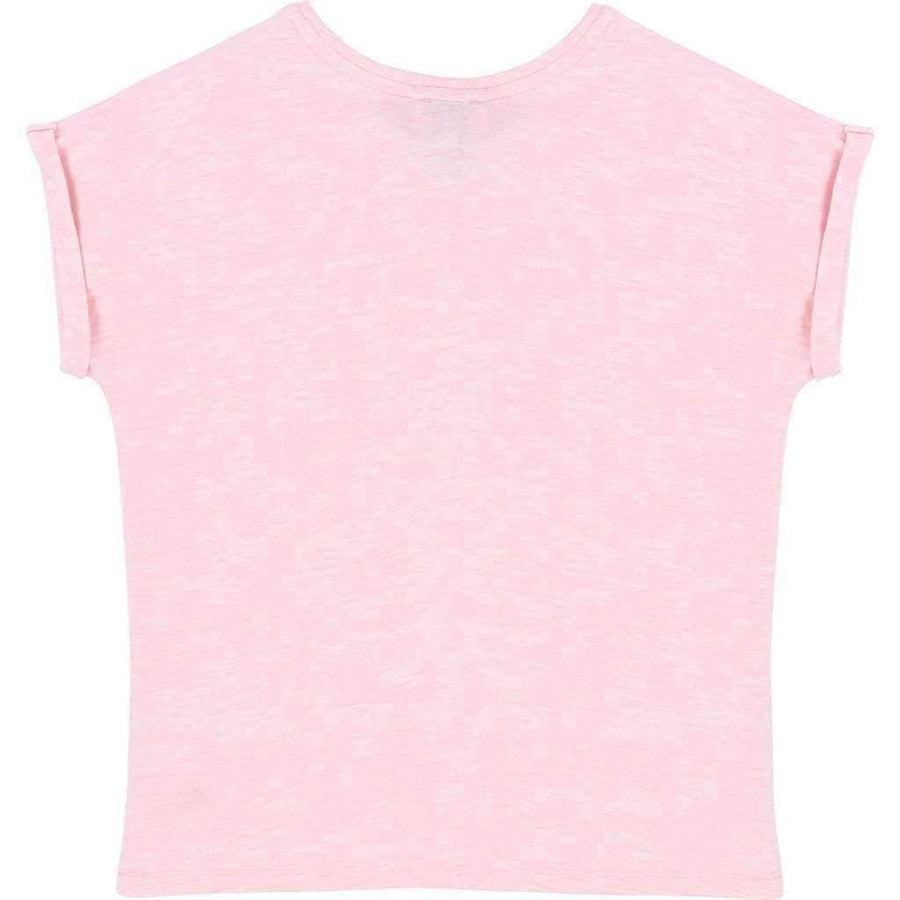 Pink Deco Karl T-Shirt