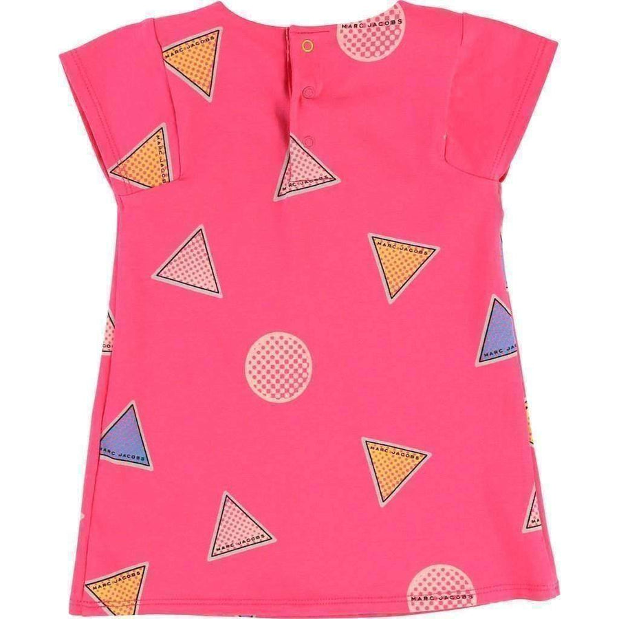 Pink Shapes Dress