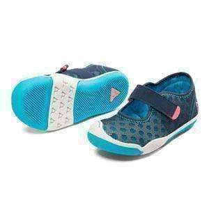 Plae Chloe Navy Sneakers-Shoes-Plae-kids atelier