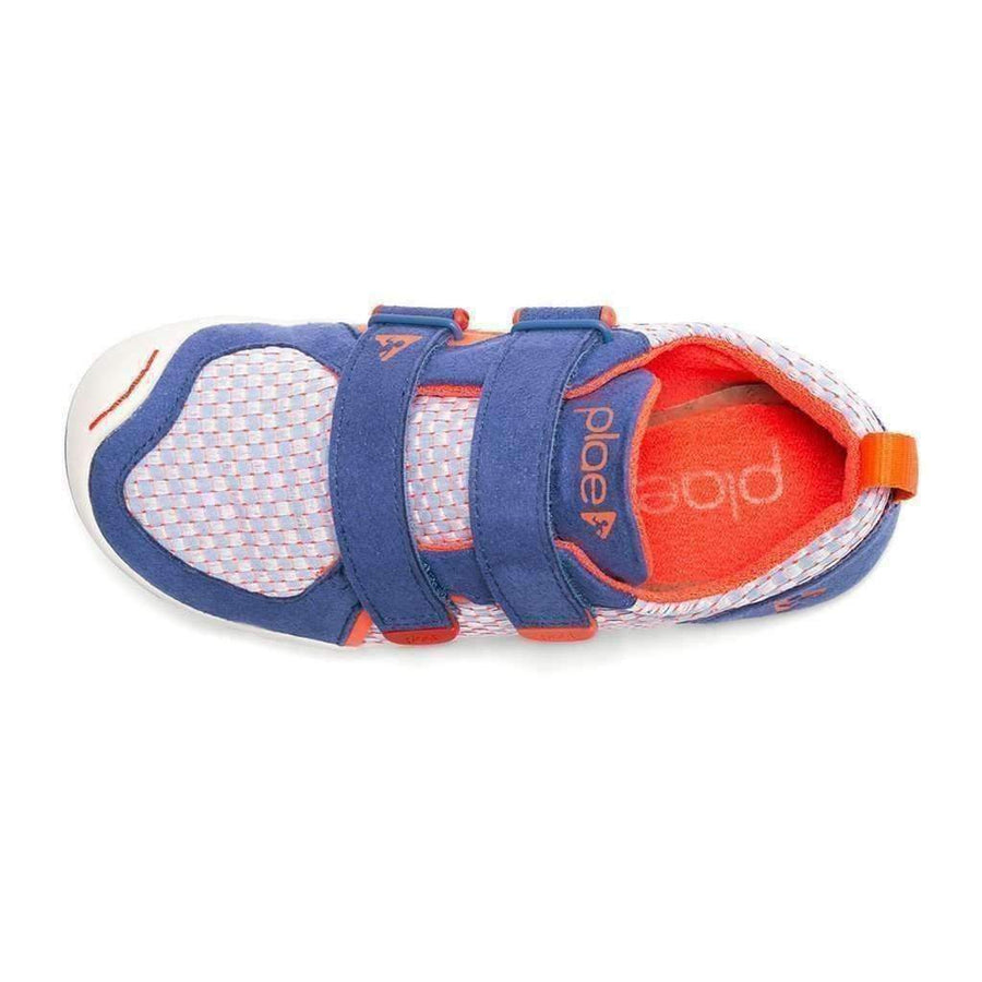 Plae Ty Digital Mosaic Blue shoes-Shoes-Plae-kids atelier