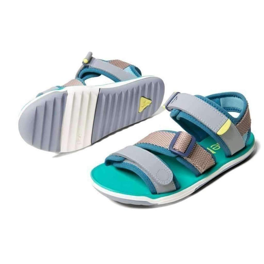 Plae Wes Sea Foam Green Sandals
