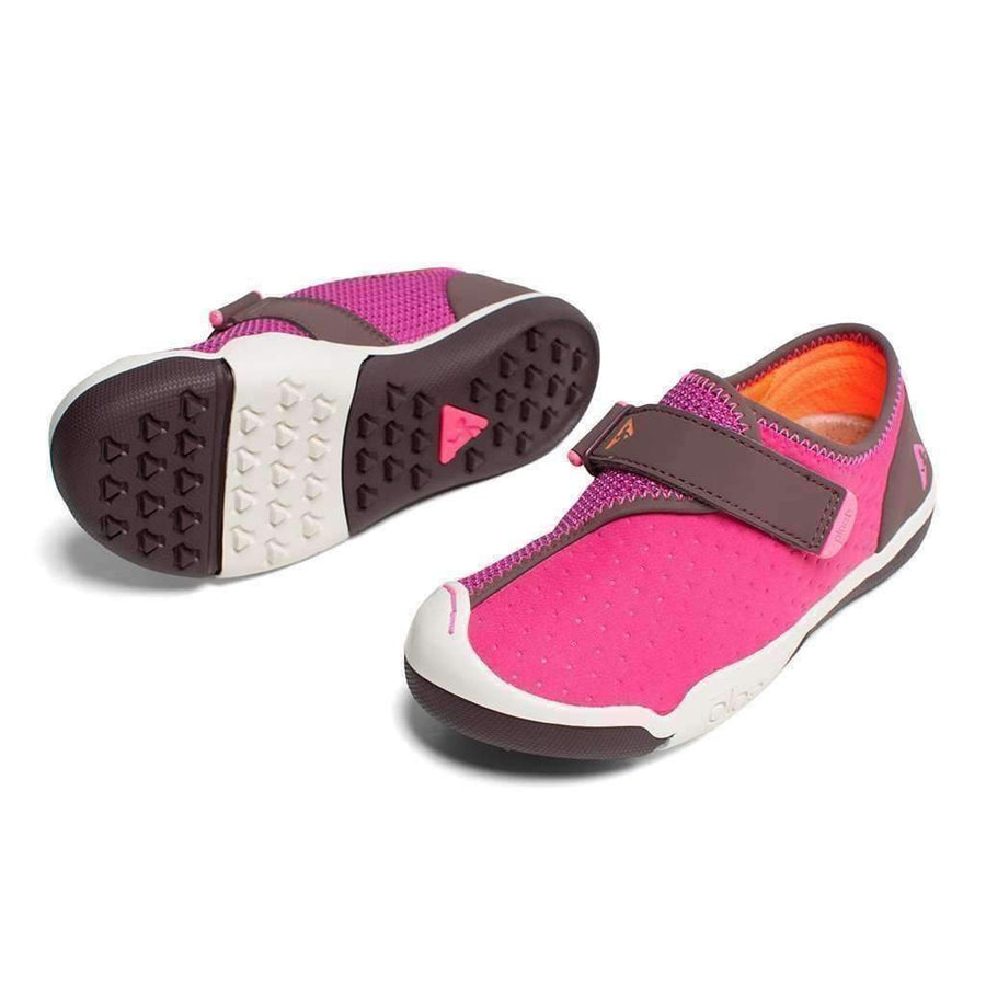 Plea Cam Fuschia Sneaker-Shoes-Plae-kids atelier