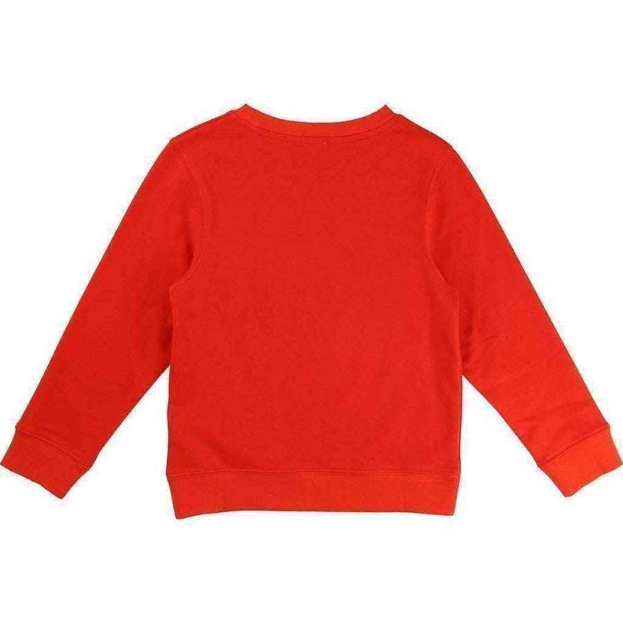 Red Afrika Sweatshirt