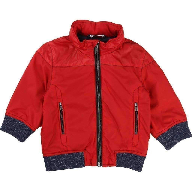 fa334bb3e9bd Red Hooded Jacket - kids atelier