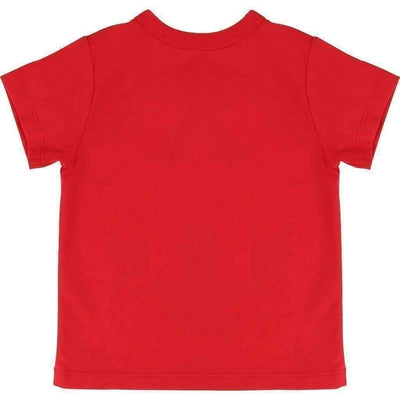 Red Movie Usher T-Shirt-Shirts-Little Marc Jacobs-kids atelier