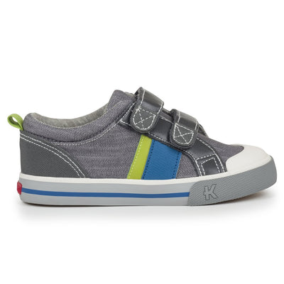 See Kai Run Russell Gray Denim-Shoes-See Kai Run-kids atelier