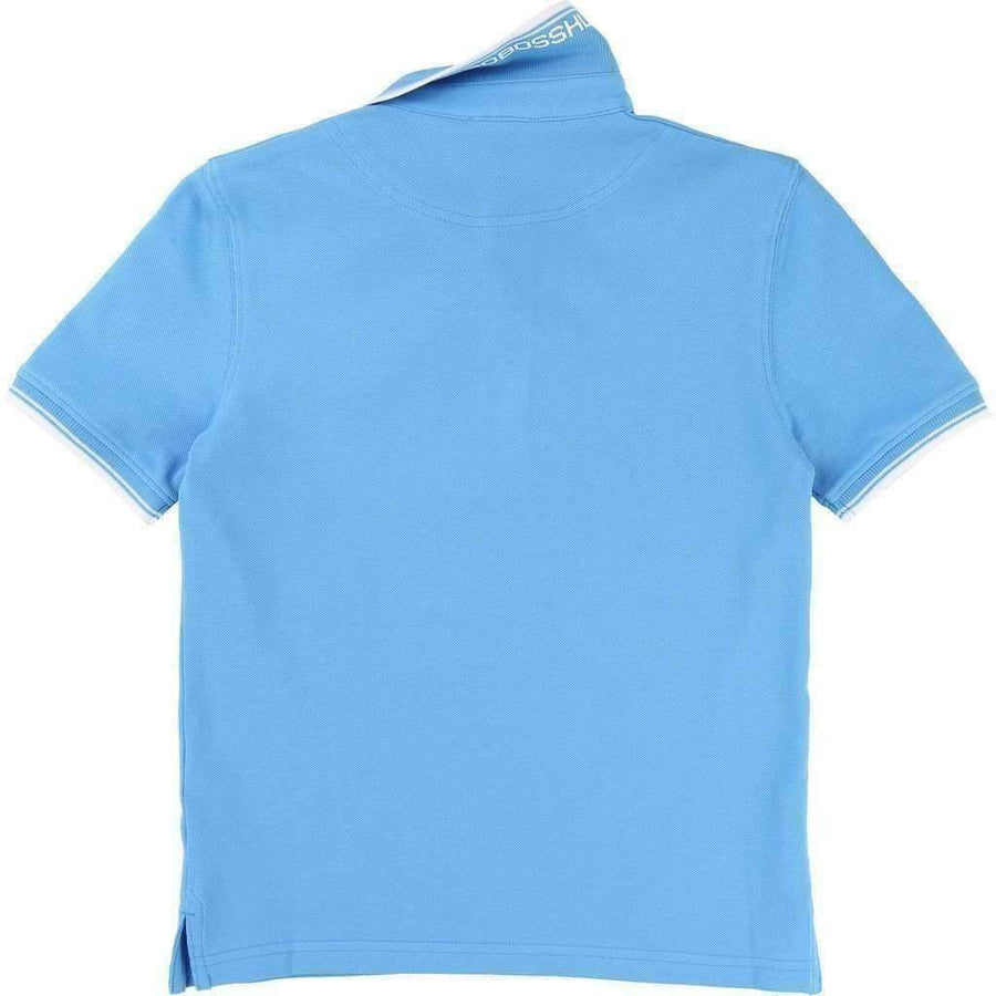 Boss Sky Blue Polo T-Shirt