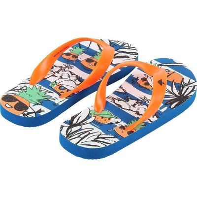 Tropical Flip Flops-Shoes-Billybandit-kids atelier