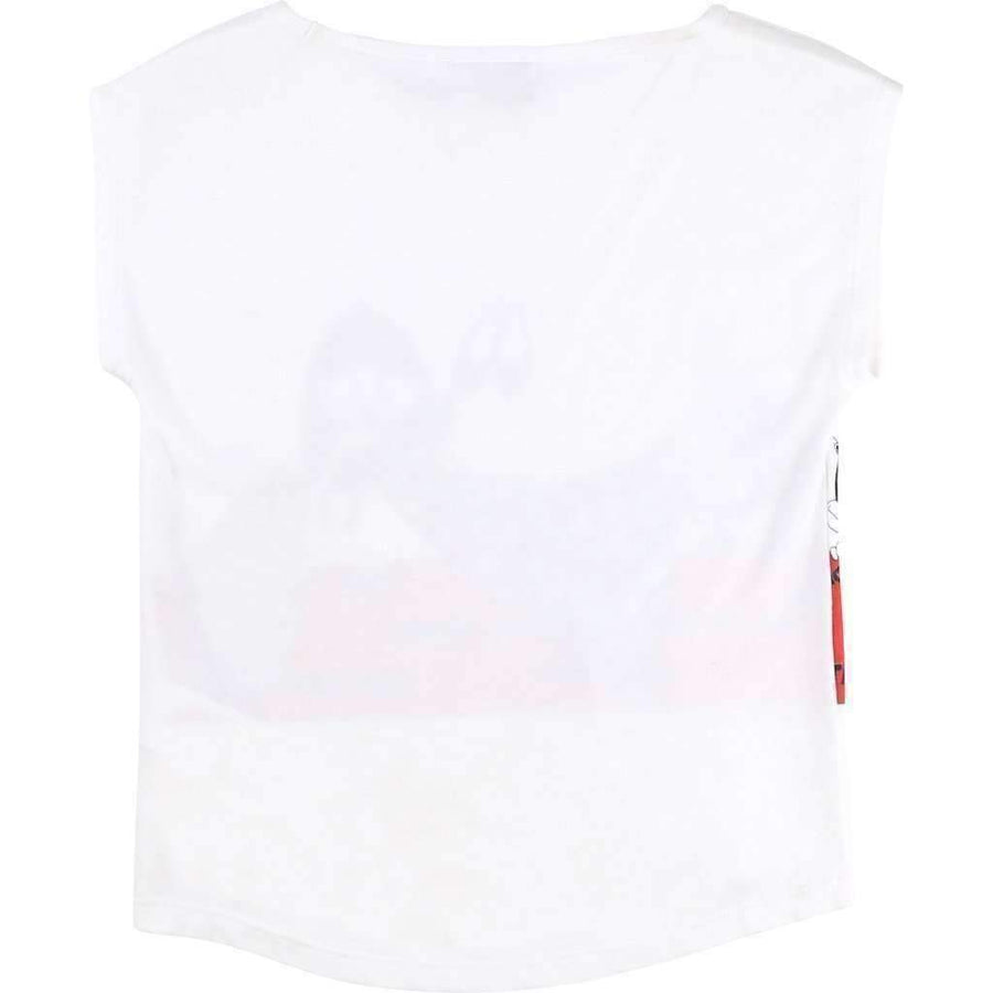 White Miss Runway T-Shirt