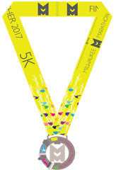 5K Course Prize