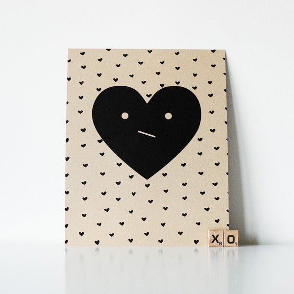 Unconventional Love Print
