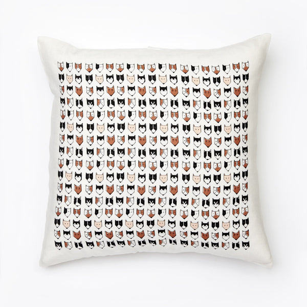 Dog Clan Pillow