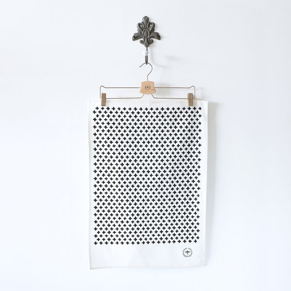 Crosses Tea Towel
