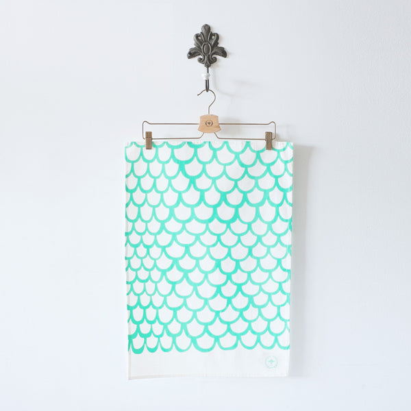 Scales Tea Towel