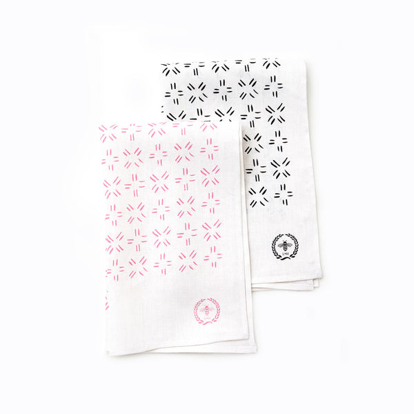 Specks Tea Towel