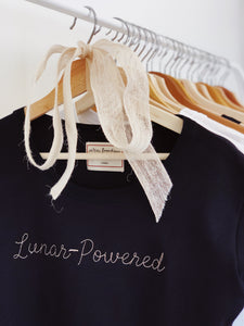 Lunar-Powered, Baby Girl Tee