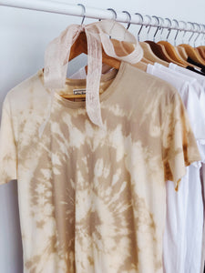 Dyeing for Neutrals, Baby Girl Tee