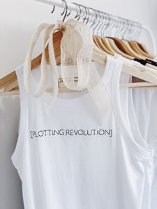 Plotting Revolution Tank Top | English Subtitle 2