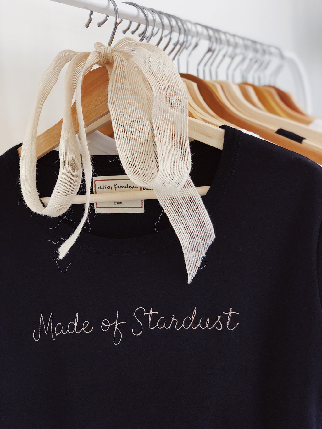 Made of Stardust, Baby Girl Tee