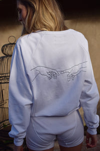Create, French Terry Sweatshirt