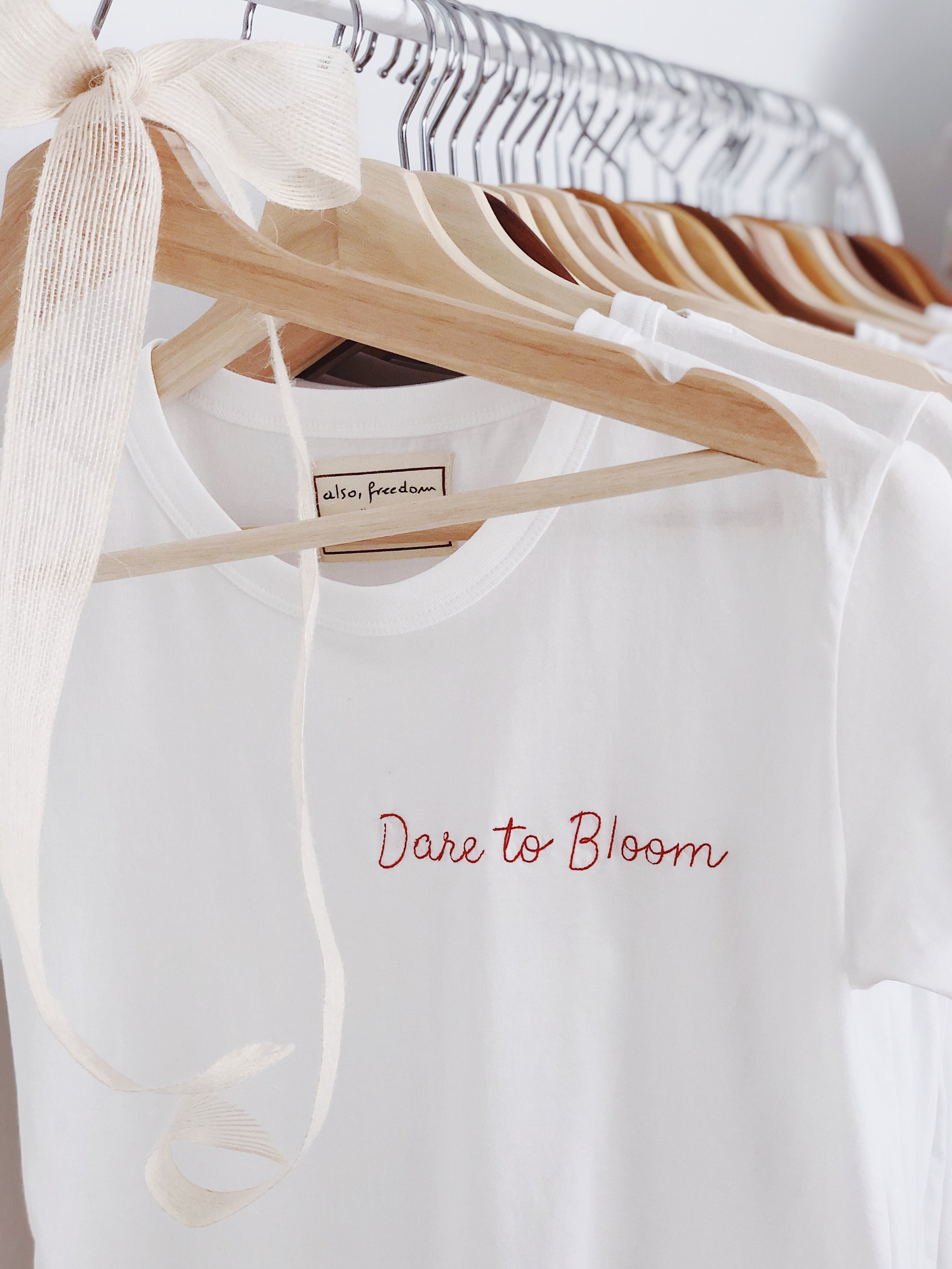Dare to Bloom, Baby Girl Tee