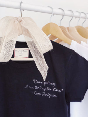 On Ice (Dom Perignon), Baby Girl Tee