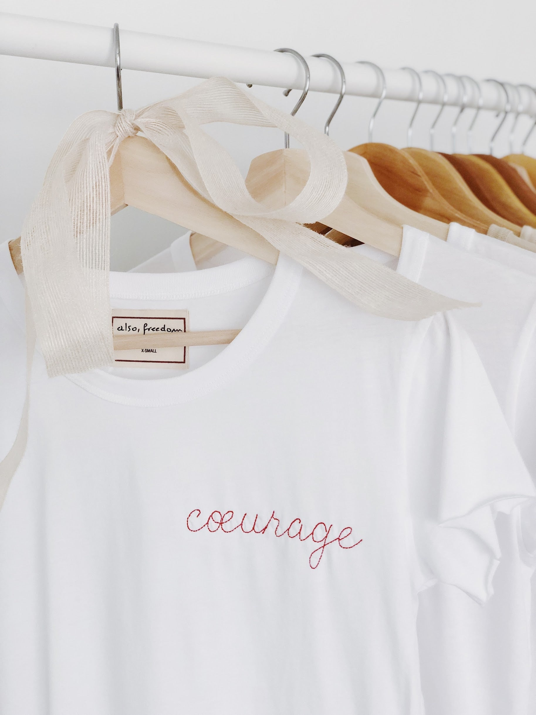 Coeurage, Baby Girl Tee