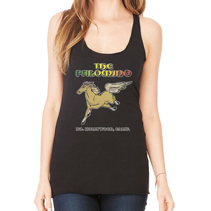 The Palomino Women's Black Tank