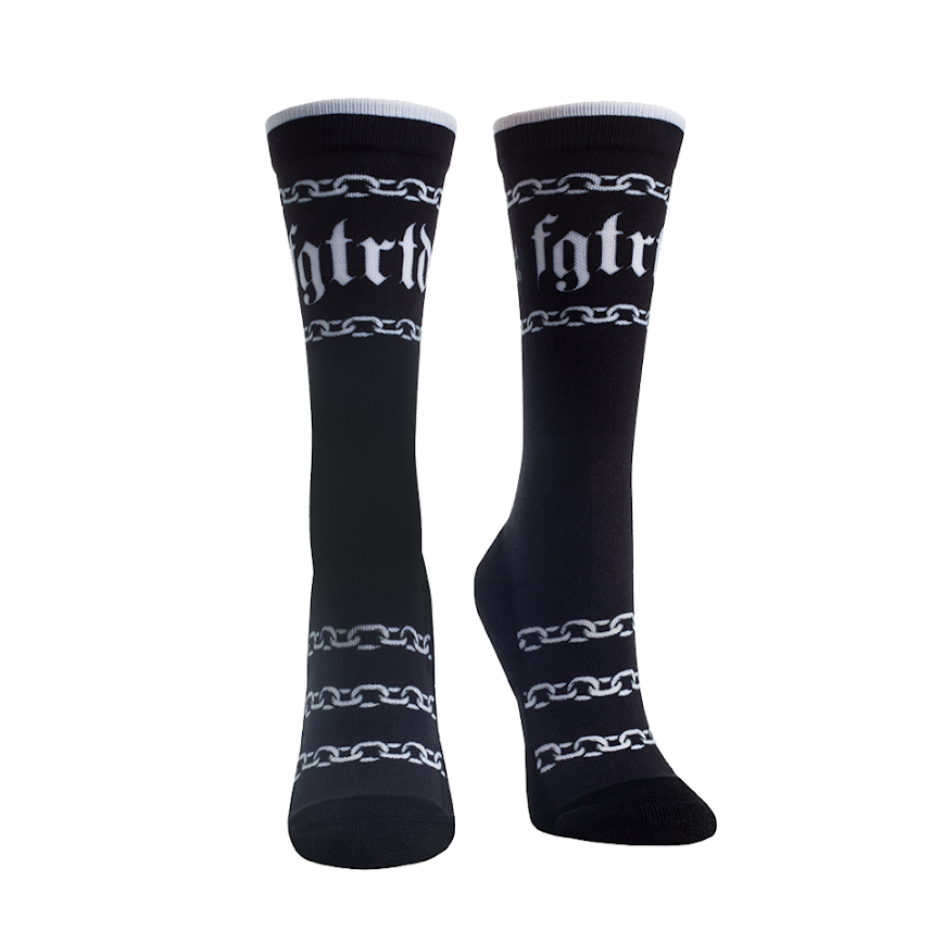 For Girls That Ride Til Death Women's Socks
