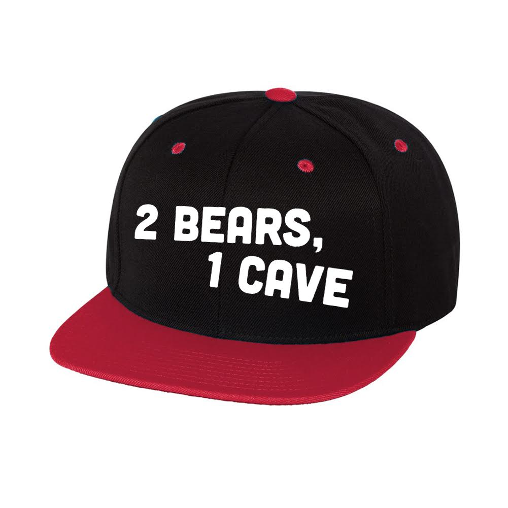 2 Bears 1 Cave Hat