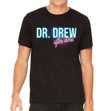 Dr. Drew After Dark Men's Black Tee