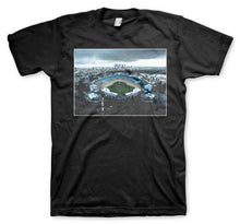 DTLA JAY x BPLA Dodgers  Stadium Men's Black T-Shirt