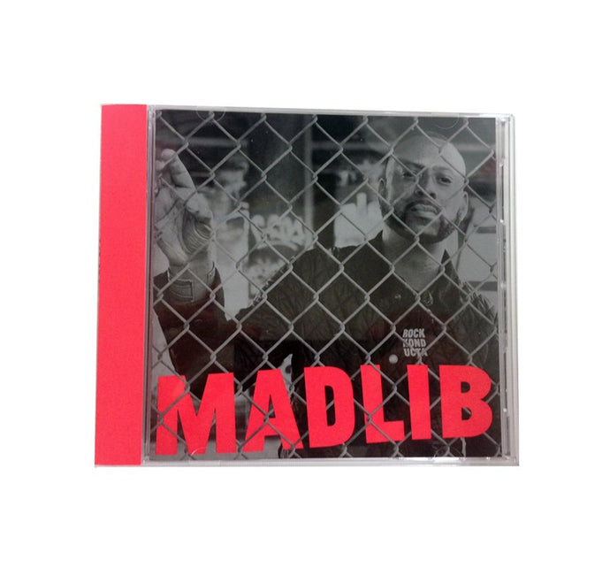 Madlib - Rock Konducta Pt. 1&2