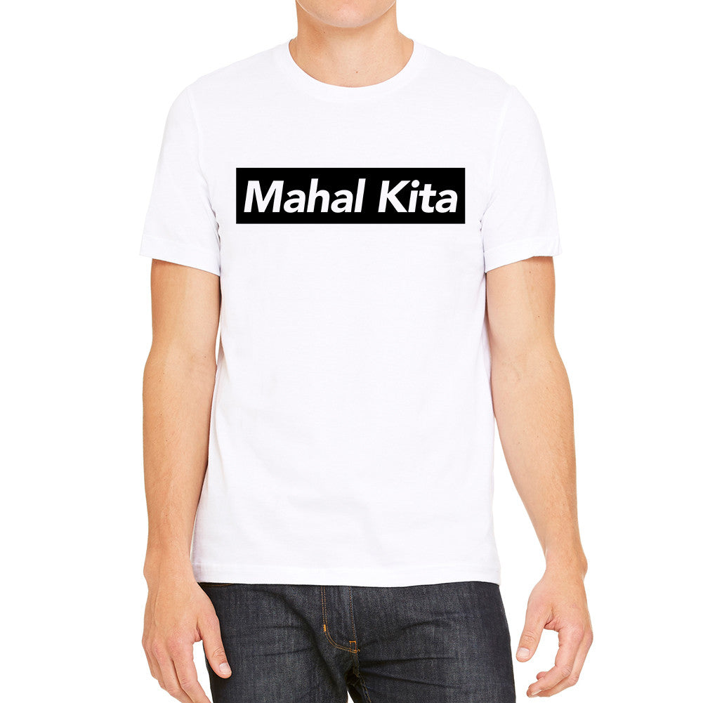 Mahal Kita White Men's T-Shirt