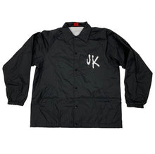 From The Ghetto To The Getty Black Windbreaker