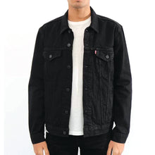 Jo Koy X Levi's - From The Ghetto To The Getty Black Denim Jacket