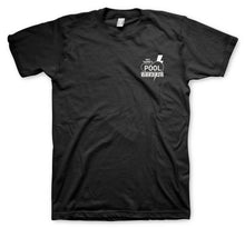 Pool Seekers Men's Black T-Shirt