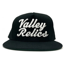 Valley Relics Snapback Hat - Black