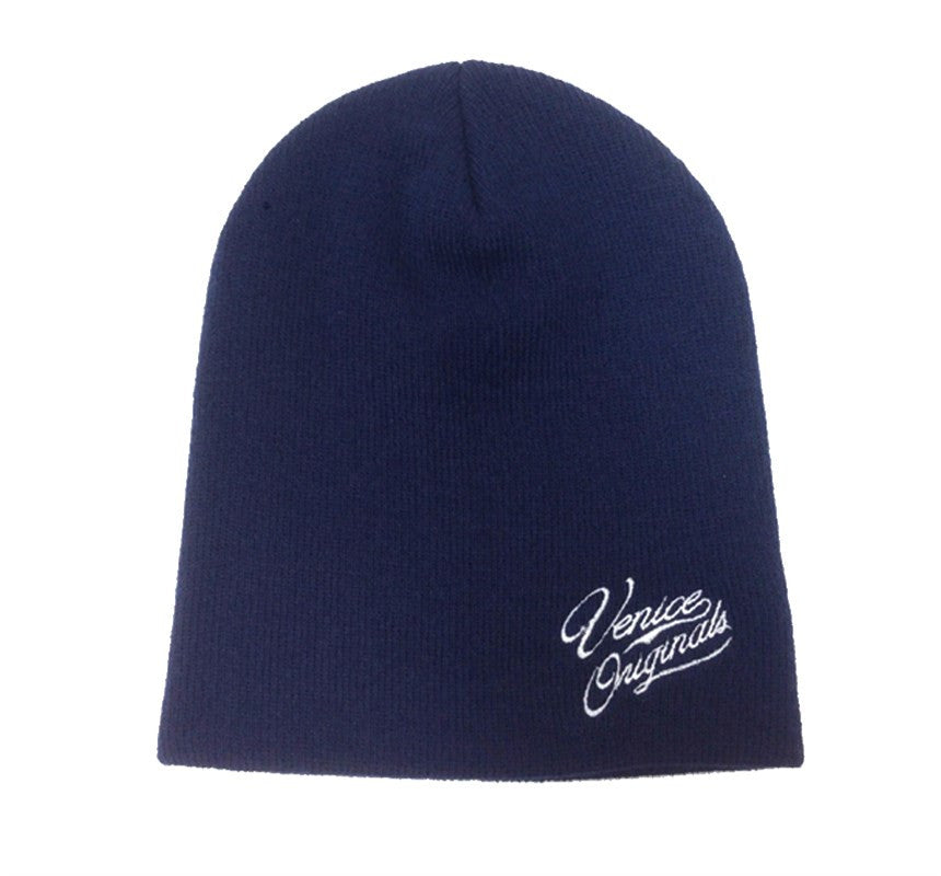 Venice Originals Navy Beanie