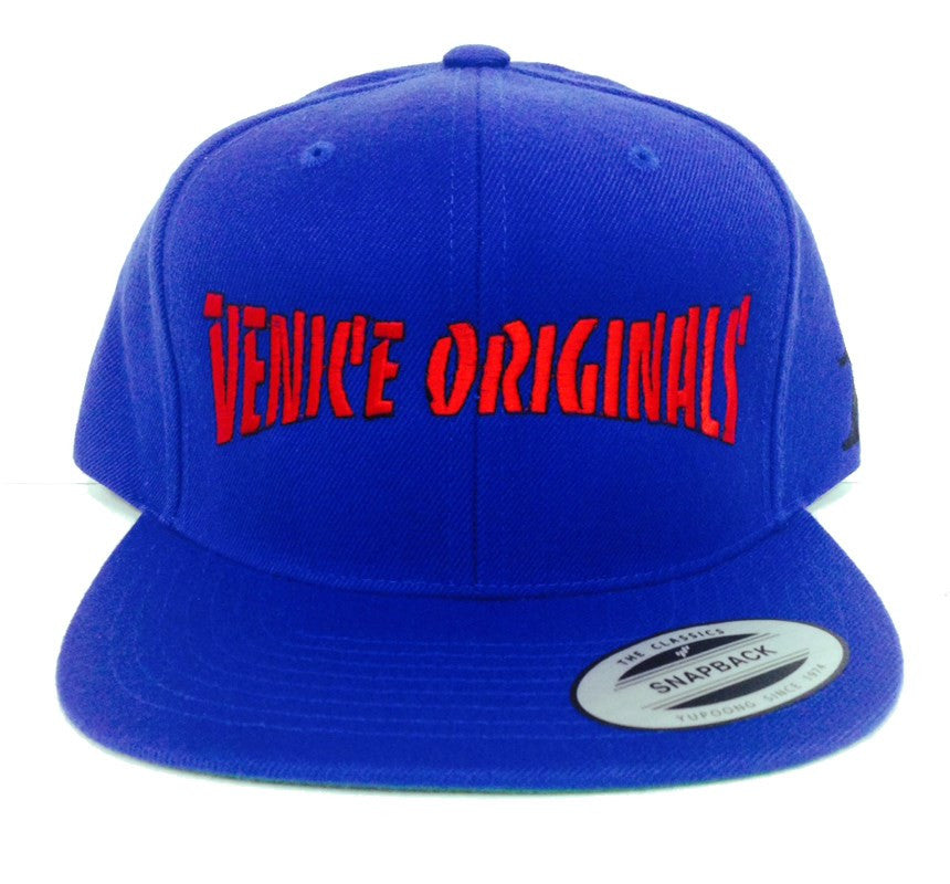 Venice Originals '89 Royal Blue Snapback Hat