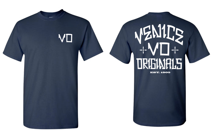 The VO Navy Tee Shirt