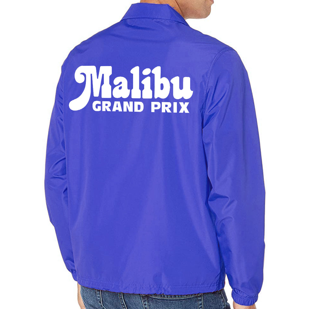 Malibu Grand Prix Windbreaker