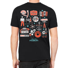 Roadside Attractions Men's Black Tee