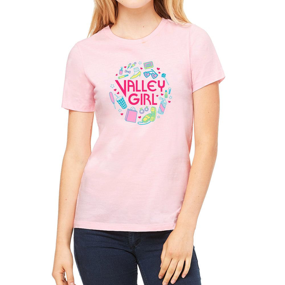 Valley Girl Pink Women's Tee