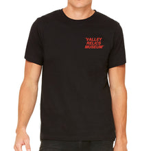 Valley Made Hot Rod Men's Black Tee
