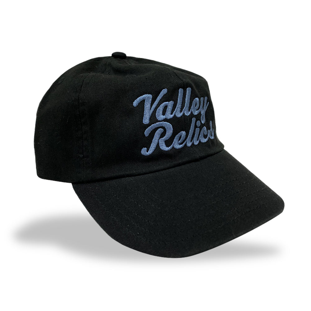 Valley Relics Black Dad Hat